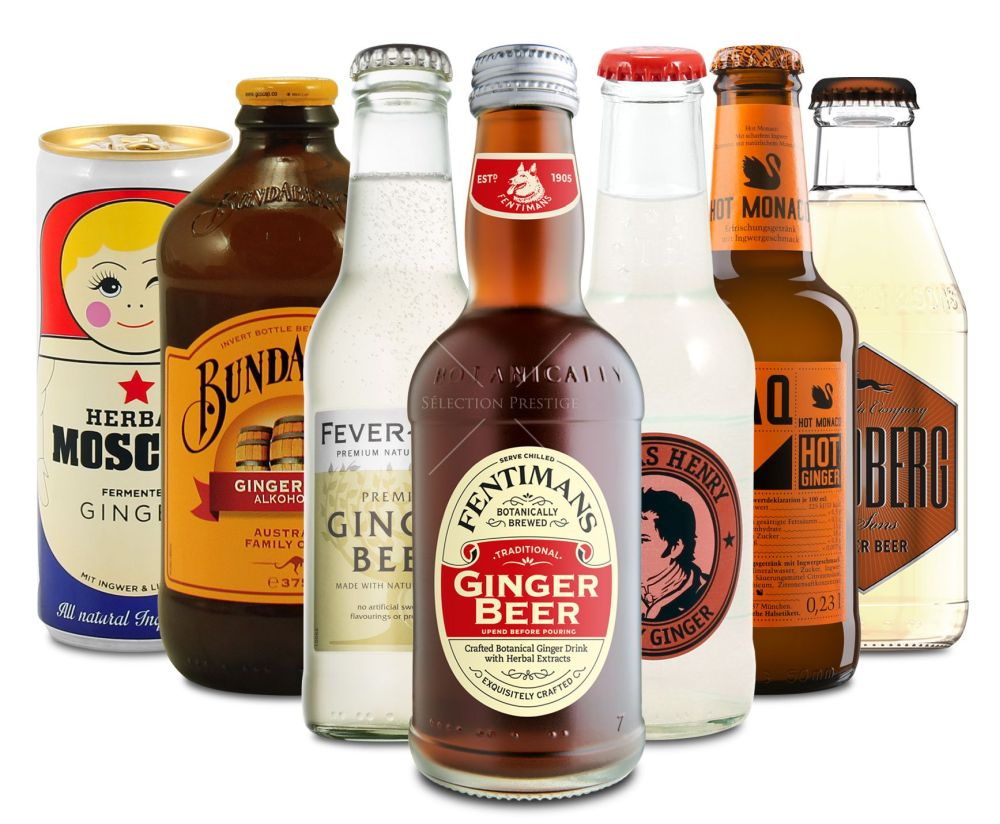 Cerveza de jengibre: que es, que beneficios tiene, que cocteles haces con ella
