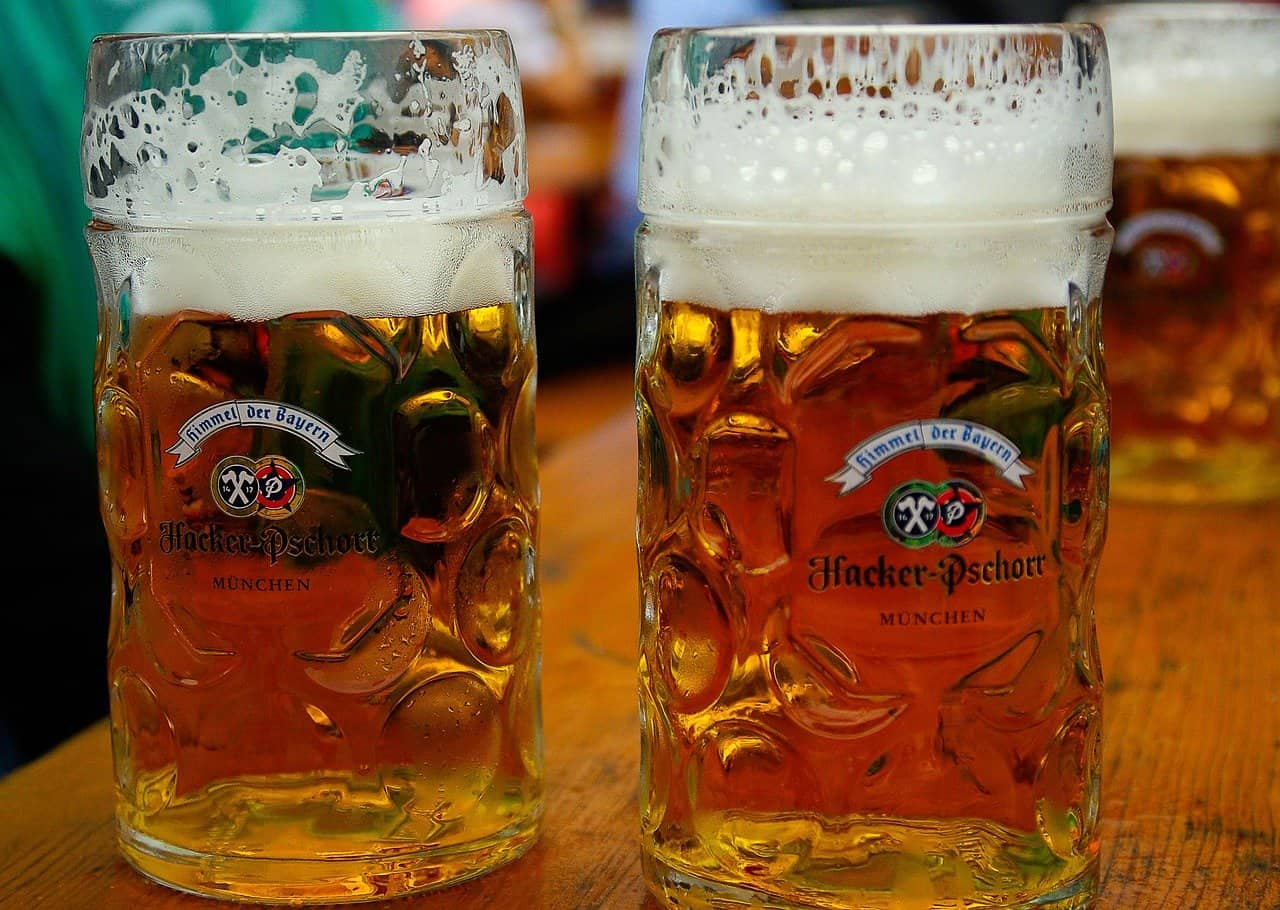 Cómo beber cerveza como un alemán